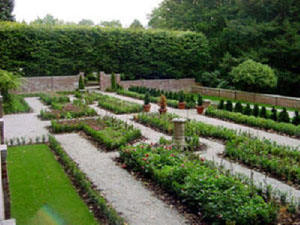 Formal Gardens at Maudslay